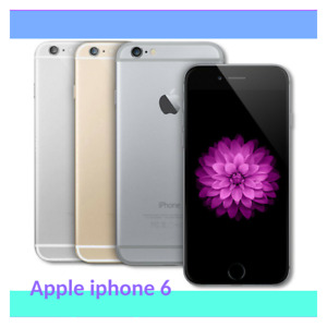Apple iPhone 6 - 64 GB 128GB GSM Unlocked Verizon Boost Spectrum – Smartphone