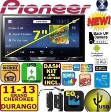 2011-2013 GRAND CHEROKEE & DURANGO PIONEER Bluetooth CAR TRUCK SUV Radio Stereo