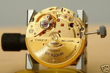Miyota 8205 automatic movement H3 day date gold color NEW