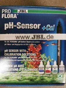 2er set JBL pH-Sensor+Cal PH-Elektrode mit BNC-Anschluss, Mit Kalibrierlösung,
