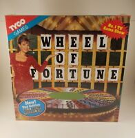 Vintage Wheel Of Fortune 2nd Edition Boardgame 1992 NEW Vanna White tv game show