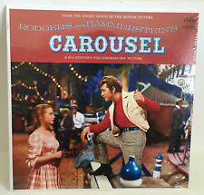 Rodgers Hammerstein Carousel MovieSoundtrack Shirley Jones Capitol SW694 Sealed