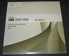 Electronic Wiring Diagram auf CD Volvo 2004 - 2006 Alle Modelle Schaltpläne!