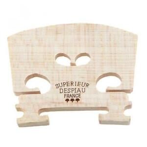 New Wood Violin Bridge Maple Material Fit for 4/4 Full Size