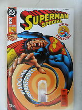 1 x Comic  - Dc Dino - Superman Special Nr.8 (Aug1998)  - Zustand 1/1-