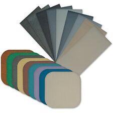 "Micro Mesh Bundle - 2""x2"" Cushioned Sanding Pads, 9x6""x3"" Kit & Flannel Cloth"