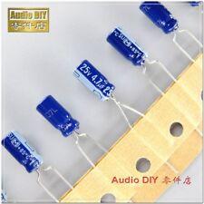 20 piezas de Panasonic 25V 100UF 6.3x11 Condensador hecho en Japón M