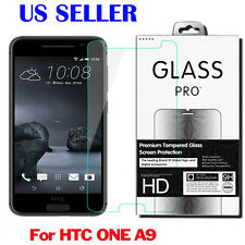 9H Premium Tempered Glass Screen Protector Film For  HTC ONE A9 0.26MM