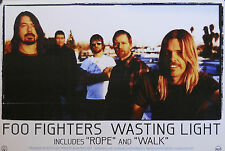 FOO FIGHTERS, WASTING LIGHT POSTER (B14)