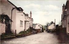 Wootton Courtenay near Minehead. The Village.