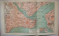 Original 1900-1949 Ansichten & Landkarten