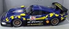 UT 1/18 Scale diecast - 39723 Porsche 911 GT1 1997 Wallinder Greasley Lister