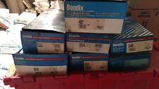 Bendix 520 new brake shoes