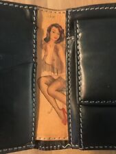 Paul Smith Naked Lady Coin Pouch Billfold Wallet