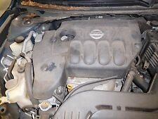 OEM ENGINE 2007 NISSAN ALTIMA 2.5L MOTOR WITH 83,310 MILES