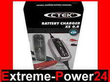 CTEK XS 0.8A 12V Batterie Ladegerät Motorrad PKW GEL AGM Säure Pulsladeerhaltung