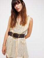 Free People All Right Now Mini Dress Size XS NEW MSRP: $108