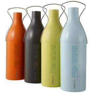 Skybar Insulated Wine Bottle Travel Chiller Cooler Reusable Carrier SHIPS FAST!