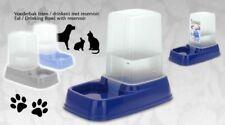 Ciotole e mangiatoie automatico senza marca in plastica per cani