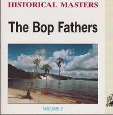The Bop Fathers Volume 2 Historical Masters (Lover Man) Fonac CD Album