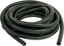 Black Engine Dressing Conduit 13mm x 10M, SPLIT LOOM, WIRING CONDUIT, CABLE TIDY