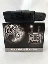 HD Video Digital Zoom Night Vision Infrared Hunting Binoculars Scope IR Camera
