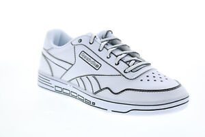 Reebok Club Memt Wonder Woman GZ8254 Womens Leather White Sneakers Shoes