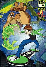 Alien Ben 10 Art Posters