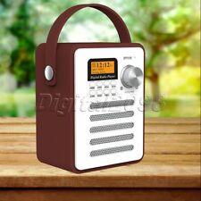 Portable Internet Radio Digital DAB/DAB+ FM Speaker Bluetooth Radio MP3 Stereo