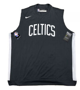 Nike Boston Celtics Warm Up Jersey Size Men's XL NBA Player Issued AV0954-060