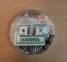 American Mint Banknotes of the USA Benjamin Franklin $100 Round
