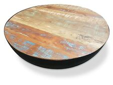 Roven Half Moon Block Coffee Table - PRESALE