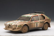 AUTOart 88619 LANCIA S4 model car Sam Remo Rally 1986 Cerrato & Cerri 1:18th