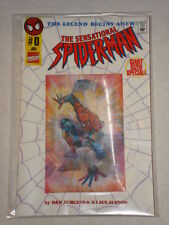 SPIDERMAN SENSATIONAL #0 VOL1 MARVEL 48 PGS MOVING CVR JANUARY 1996