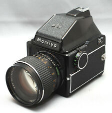 Mamiya M645 Medium Format Film Camera w/ Mamiya Sekkor 80mm f1.9 Lens