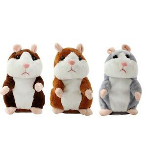 Talking Hamster Mouse Pet Toy Speak Talking Sound Record Gift
