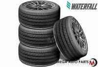 4 New Waterfall Eco Dynamic 205/55R17 95W All Season Tires 45000 Mile Warranty