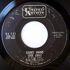HEAR Garnet Mimms 45 Look Away/One Woman Man UA 773 EX northern soul mod R&B