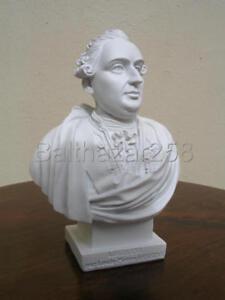 BUSTE de LOUIS XVI/Roi de France/époux Marie-Antoinette