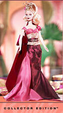Exotic Intrigue Barbie Exclusive Special Edition- Glam Mid Eastern Style NRFB