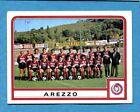 CALCIATORI PANINI 1983-84 Figurina-Sticker n. 342 - AREZZO SQUADRA -New