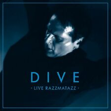 DIVE Live Razzmatazz - LP / Blue Vinyl - Limited Numbered 385