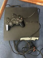 Sony PlayStation 3 Slim 250 GB Charcoal Black Console