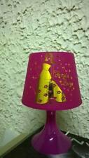 Jolie lampe de chevet enfant personnalisée cadeau Barbie fille
