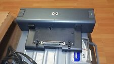 HP docking station with adapter