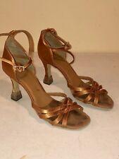 """International"" Latin (ballroom) dance shoes UK 3.5/US 5.5 Extra Extra Narrow"