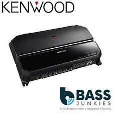 Kenwood KAC-PS404 4/3/2 Channel 550 Watts Power Bridgeable Car Amplifier Amp