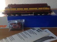 """Roco 63481, CFL """"GM-NOHAB"""" Diesellok 1601, Epoche IV-V, KKK, DSS, NEU / OVP"""