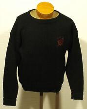 men's RALPH LAUREN POLO CLUB wool sweater RLPC cricket polo tennis MEDIUM