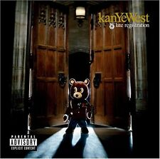 KANYE WEST : LATE REGISTRATION (Double LP Vinyl) sealed